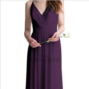 Bill Levkoff Plum Dress Size 4